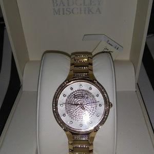 Brand New BADGLEY MISCHKA watch